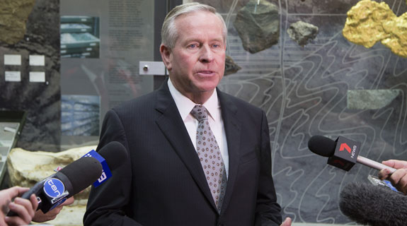 Barnett will be forced to back down: Milne