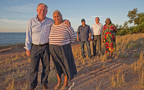 Govt signs Anketell native title agreement