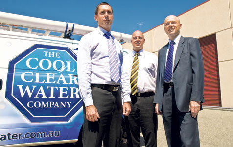 Cool Clear Water Group sold for $60m