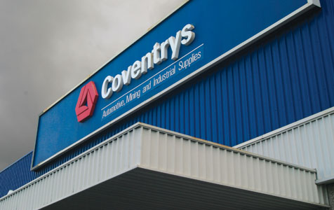 Coventry in nuts and bolts restructure