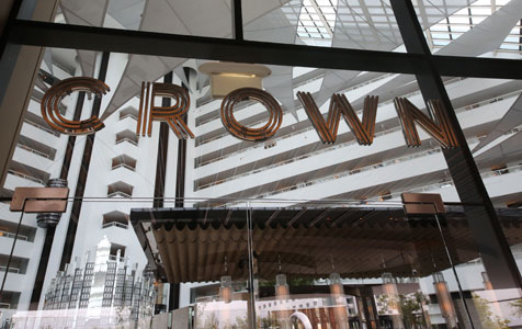 Best hotel deals crown perth