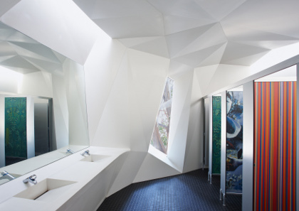 Check out Perth's award winning toilet