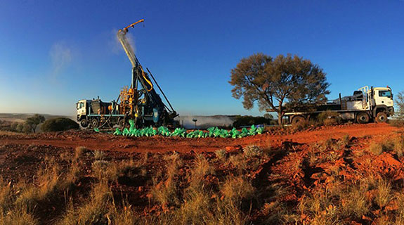 GR wins work at Dacian's gold project