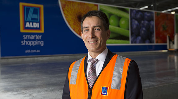 Aldi ready for big June opening