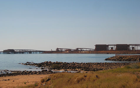 Pilbara ports cleared ahead of cyclone
