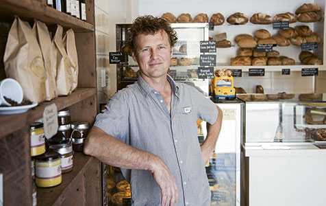 Bakery builds on market exposure