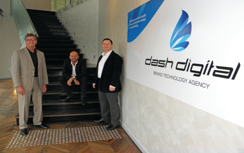 Dash Digital relationship formalised