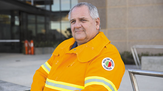 Red tape threatens bush fire brigades