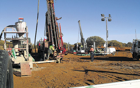 Doray, Alloy up on drill success