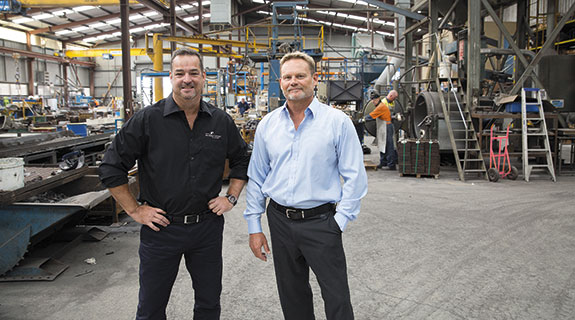 Galvin expands manufacturing niche