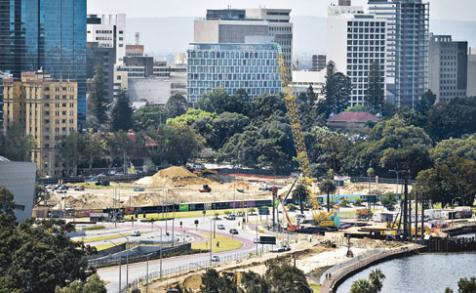 Field narrows for Elizabeth Quay land