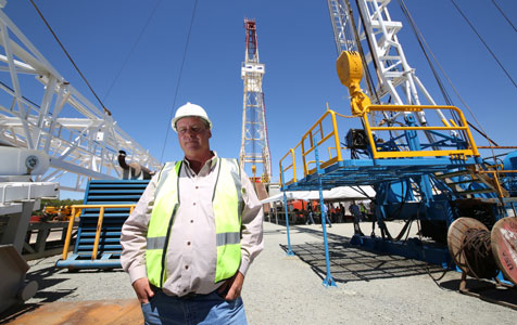 Drilling deep for capable shale rigs