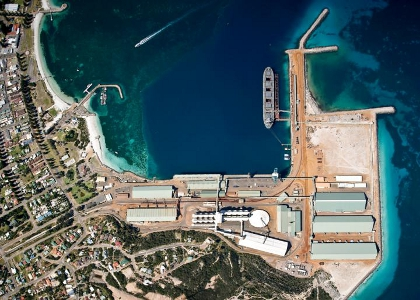 Buswell gives go-ahead for Esperance port upgrade