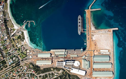 YES chosen for Esperance Port project