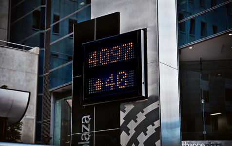 WA stock index higher in October