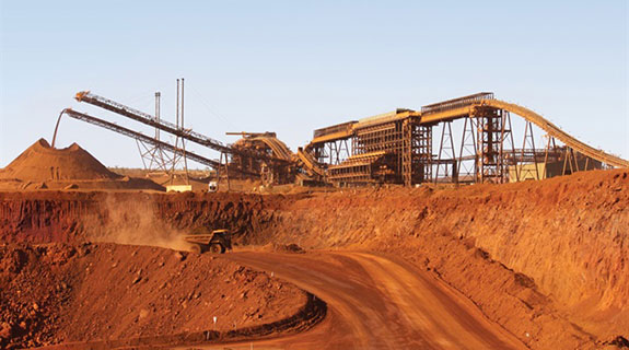 Bell tolls for iron ore miners