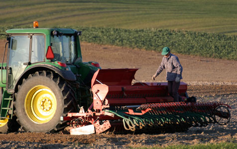 Farmers fear red tape could hold up funding lifeline