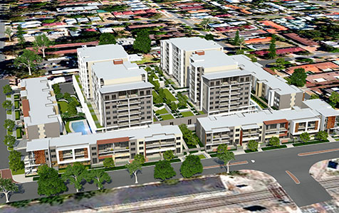 Finbar to launch $188m Maylands project