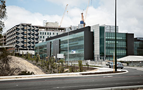 Cloud cast over $2bn hospital opening