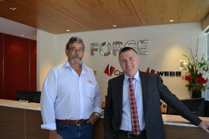 Forge JV win $41m BHP contract