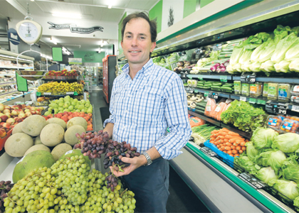 From spreadsheets to supermarkets
