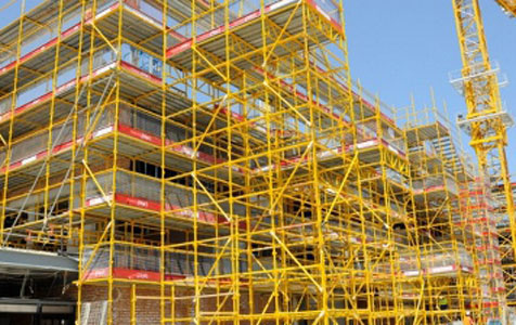GCS announces Woodside scaffolding win