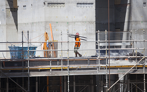 Builders unimpressed by capital works