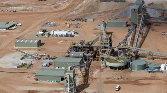 General Mining, Mitsubishi offtake deal