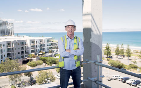 Developers cautiously back into high-end projects