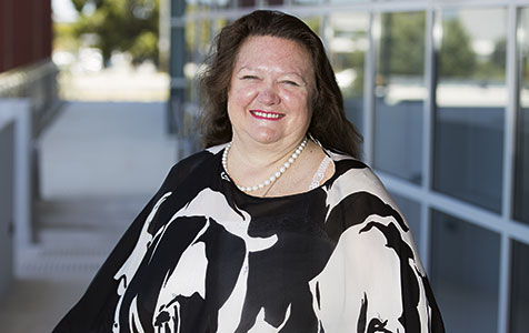 Rinehart follows Forrest into cattle stations
