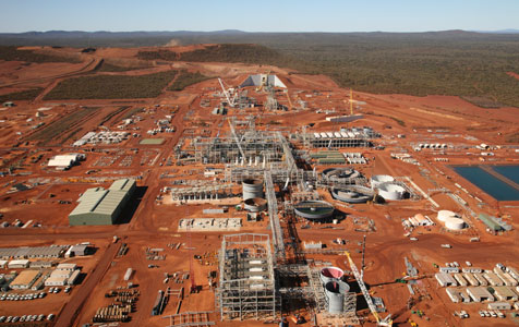 Ansteel agrees to boost Karara funding