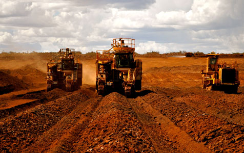$160m contract a fillip for surface mining