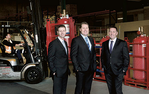 Strategy pays off for Global Electrotech
