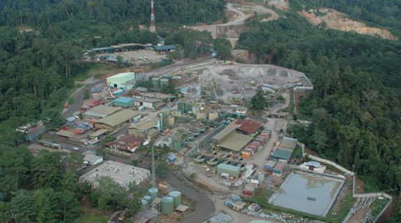 Worker trapped at Newcrest mine