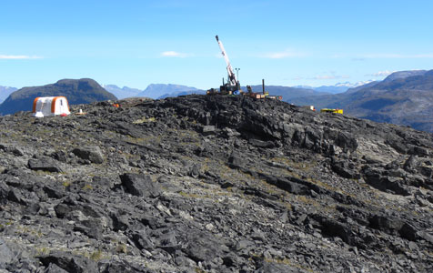 Greenland Minerals and Energy awards contract
