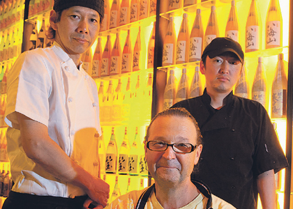 Carboni goes top shelf with intimate Fuku