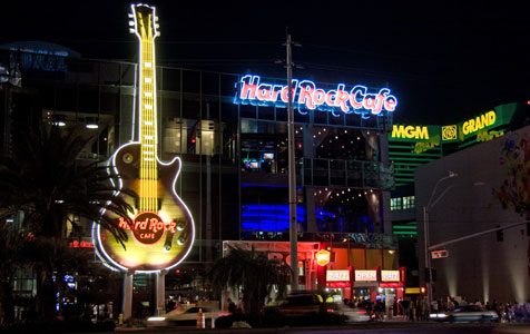 Hard Rock Cafe Perth