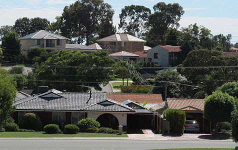 Property market remains flat in November