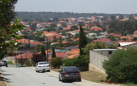 Perth the only city with falling house prices