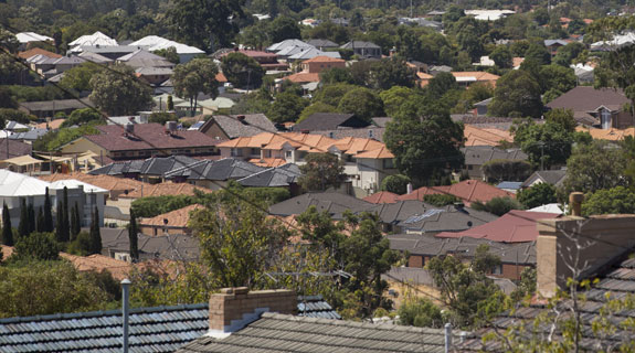 Small lift in Perth home prices
