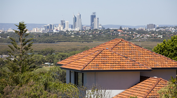 Sales slowdown continues for Perth houses