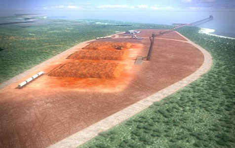 Pilbara iron ore port gets approval