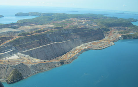 Mt Gibson suspends mining at Koolan
