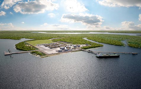 Toll wins $90m Ichthys logistics work