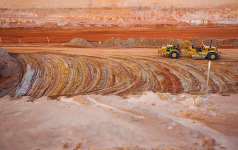 Iluka joins Vale in titanium project