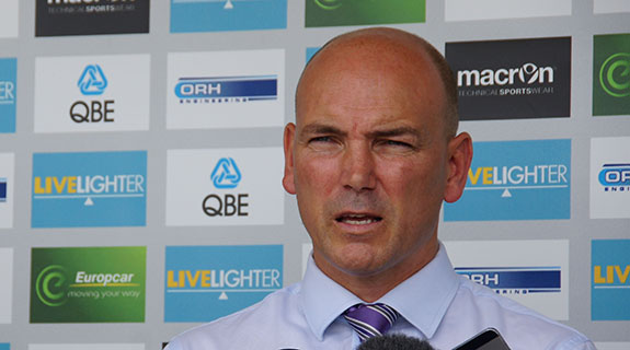Perth Glory CEO resigns
