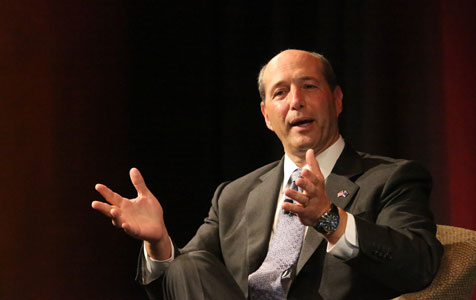 Bleich bullish on US economy