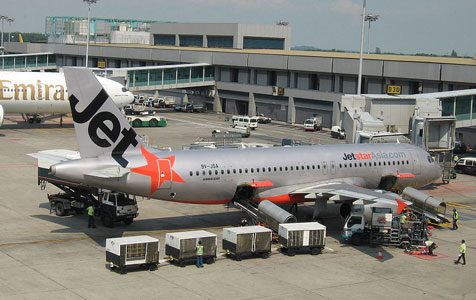 Govt signs $2m Jetstar tourism deal