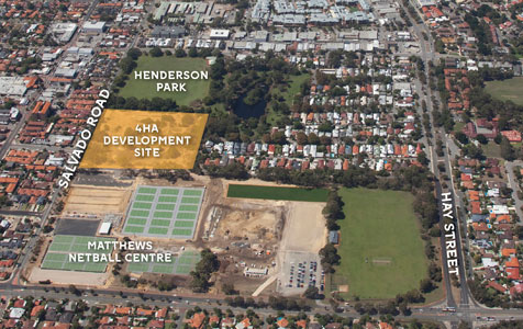 200 dwellings planned for Jolimont site