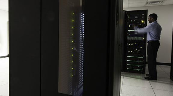 Data centre to support oil & gas firms